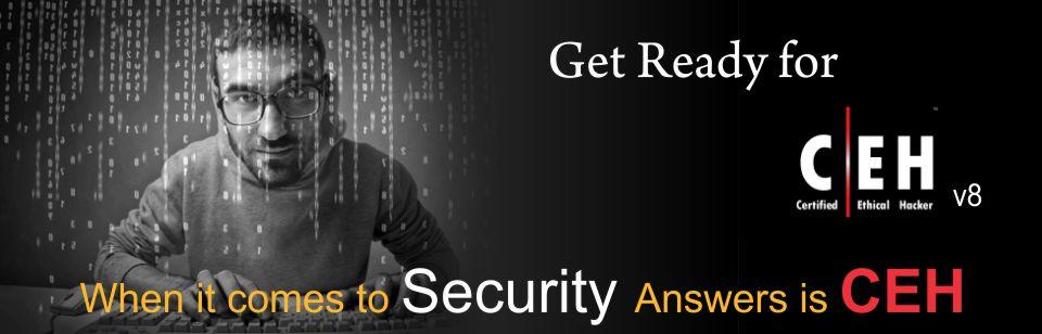 ceh v8 ethical hacker , serversetup security group